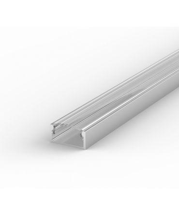LED profiel 15mm x 7mm x 2m
